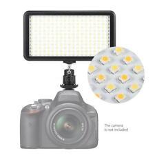 Andoer Photography Studio 228 LED Video Light Lamp Panel 2000LM for DSLR Camera