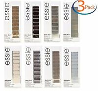 3 Pk - Essie Sleek Stick Nail Appliques - Choose Your Style