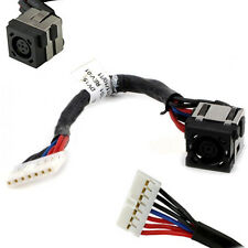 DC IN Power Jack Socket Cable Harness Wire FOR DELL INSPIRON 15R 3520 15R-3520