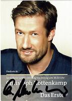 Christoph Kottenkamp -  VERBOTENE LIEBE - original signierte Autogrammkarte
