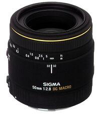 Digital-Spiegelreflex-Objektive mit 50mm Brennweite ohne Angebotspaket