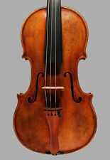 A very fine old violin by Juzek 1919, Gagliano model.