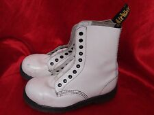 Vintage Dr. Martens boots made in England Air Wair white