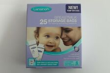 Lasinoh Breastmilk Storage Bags For Freezing And Storing Breastmilk - 25 Bags
