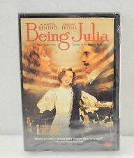 Annette Bening Being Julia DVD Movie Original Release