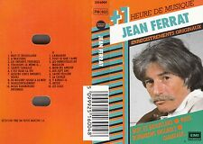 "K 7 AUDIO (TAPE)  JEAN FERRAT ""NUIT ET BROUILLARD"""