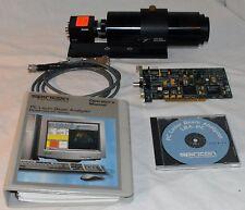 Spiricon Laser Beam Analyzer LBA-300PC with Star Tech BIP-510 Lens
