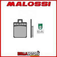6215049 PASTIGLIE FRENO MALOSSI ORGANICHE ANTERIORI VESPA ET4 150 4T (LEADER)