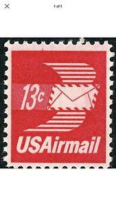 US Scott # C79 Winged Envelope (1973) 13¢ MNH ****FREE SHIP****