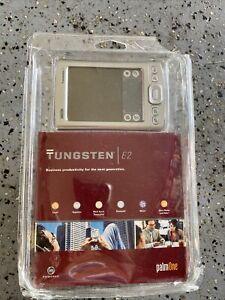 NEW SEALED! Tungsten E2 Palm PalmOne Bluetooth Handheld PDA 1045NA Check Pics