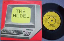 Kraftwerk El Modelo/computadora Amor UK EMI Foto Manga Krautrock electrónica