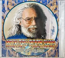 """Relix Bay Rock Shop """"Tribute to Jerry Garcia"""" - CD - Various Artists """" NEW """""""