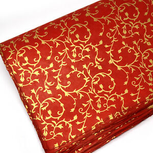 Lokta Wrapping Paper, luxury Hand made gift wrapping, Fair Trade Floral Prints