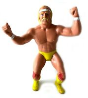 "Hulk Hogan Vintage WWF LJN Wrestling Superstars 8"" Action Figure Nice Shape"