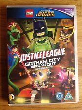 DVD - LEGO - DC Comics Super Heroes - Justice League Gotham City Breakout
