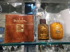 BALAFRE MONSIEUR Lancome GIFT BOX EDT 20 ML + SAVON 25 g VERY RARE!!!