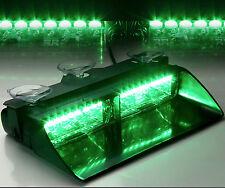 16 LED Car Truck Dash Windshield Warning Strobe Flash Light
