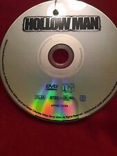 Hollow Man DVD Disc Special Edition Kevin Bacon Elisabeth Shue Fast Free Ship