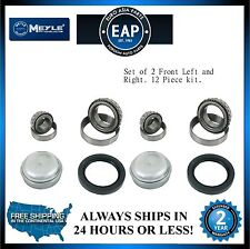 For CLS500 CLS63 AMG E320 E55 AMG SL500 SL63 AMG Pair Wheel Bearing Kit NEW