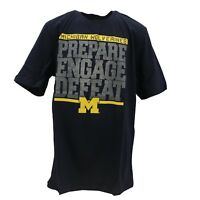 Michigan Wolverines Official NCAA Apparel Kids Youth Size T-Shirt New with Tags