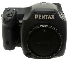 Pentax 645D 40.0MP Digital SLR Camera. Strap / Shutter Count 6,800