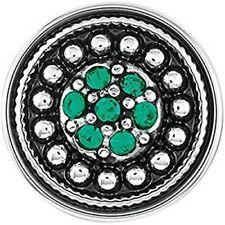 Snap Gp22-05 Interchangeable Jewelry. New! Petite Ginger Snaps May Sunburst