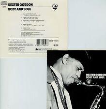 DEXTER GORDON  body and soul  LIVE 1967
