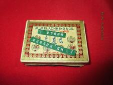 M. Melachrino & Co Egyptian Cigaretes Box