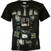 Star Wars Darth Vader Costume T-Shirt Adult Sizes S-2XL
