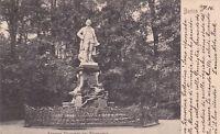 GERMANY - Berlin - Lessing-Denkmal im Tiergarten 1906