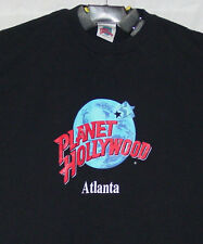 Planet hollywood unisex adult clothing ebay for Planet hollywood t shirt