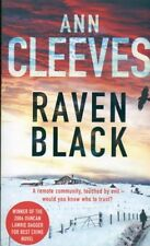 Raven Black (Shetland),Ann Cleeves