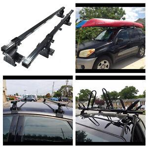 HongK Ford Honda Chevy Hyundai Steel Complete Car Roof Rack System Cart Truck