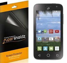6X Supershieldz Clear Screen Protector For Alcatel OneTouch Pop Star 2 LTE A521L