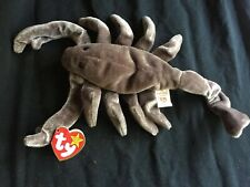 TY Beanie Baby Babies Stinger The Scorpion 1998