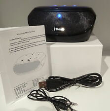 NFC BLUETOOTH MP3 PORTABLE SPEAKER TOUCH CONNECT