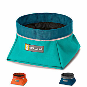 Ruffwear Quencher II  Collapsible and Packable Dog Bowl - All Varieties