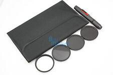 58mm IR720+IR850+IR950 IR Infrared + UV filter set (4PCS) +LENS PEN (Free Track)