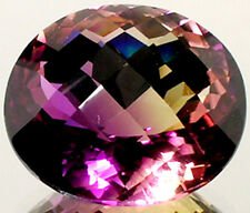 Ametrine 63ct Handcrafted Ancient China Russia Roman Gem from India Camel Route
