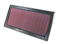 K&N Air Filter Element 33-2362 (Performance Replacement Panel Air Filter)