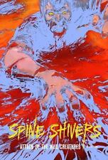 Spine Shivers: Attack of the Mud Creatures by J. A. Darke (2015, Paperback)
