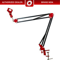 Microphone Suspension With Boom Scissor Arm Stand