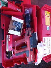 Hilti Dx 750 Actuated Concrete Nail Gun