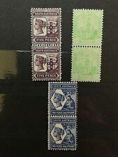 Australian Stamps -- Australian States 102-103, 114