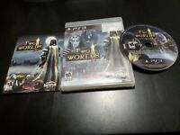 Two Worlds II (Sony PlayStation 3, 2011) COMPLETE! TESTED! MINTY DISC!