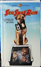 See Spot Run (VHS, 2001, Special Clam Shell Case)
