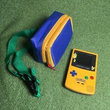 Pokemon Special Edition Nintendo Gameboy Color colour console with case