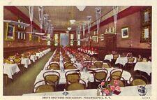 Smith Brothers Restaurant, Poughkeepsie, Ny.