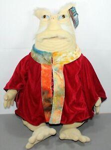 "Rare Farscape Life Size 26"" Rygel XVI Plush Soft Toy (Toy Vault 2006) *New*"