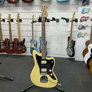 Fender Player Jazzmaster Electric Guitar PF Buttercream - 0146903534 - PREOWNED